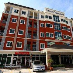 Отель Smart Mansion Таиланд, Бангкок - отзывы, цены и фото номеров - забронировать отель Smart Mansion онлайн вид на фасад