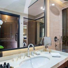 Отель Saint Ten Hotel Сербия, Белград - отзывы, цены и фото номеров - забронировать отель Saint Ten Hotel онлайн ванная