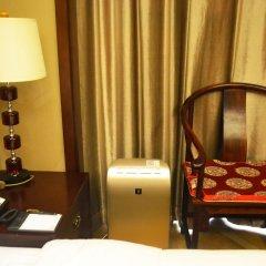 Отель Tang Dynasty West Market Hotel Xian Китай, Сиань - отзывы, цены и фото номеров - забронировать отель Tang Dynasty West Market Hotel Xian онлайн удобства в номере фото 2