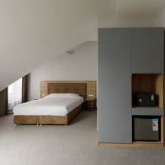 Custos Hotel Riverside сейф в номере