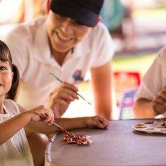 Отель Marriott Cancun Resort детские мероприятия фото 2