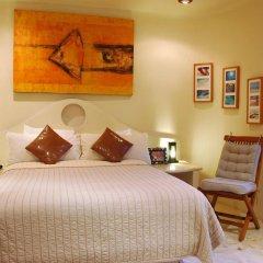 Villas Sacbe Condo Hotel and Beach Club Плая-дель-Кармен комната для гостей фото 4