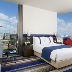 Отель Holiday Inn Express Bangkok Siam комната для гостей