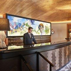 Отель Steigenberger Grandhotel Belvedere Швейцария, Давос - 1 отзыв об отеле, цены и фото номеров - забронировать отель Steigenberger Grandhotel Belvedere онлайн гостиничный бар