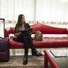 Hotel Grassetti Корридония интерьер отеля