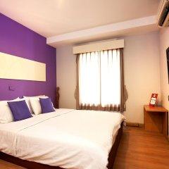 Отель Nida Rooms Narathivas 2888 Residence At Living Nara Place Бангкок комната для гостей фото 2
