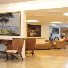 Отель St.Nicholas интерьер отеля