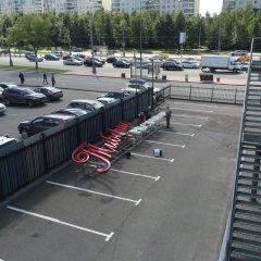 Гостиница Милан парковка