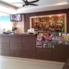 Patong Mansion Hotel интерьер отеля фото 4