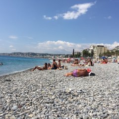 Отель Stay in the heart of Nice Ницца пляж