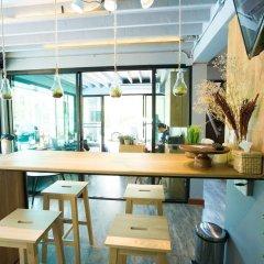 Отель Nest By Sa-ngob Бангкок гостиничный бар