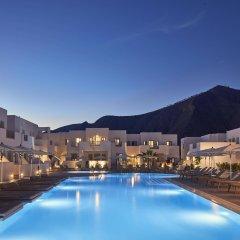 Aqua Blue Hotel бассейн фото 2