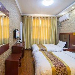 Отель Hangtian Business Hotel Xi'an Airport Китай, Сяньян - отзывы, цены и фото номеров - забронировать отель Hangtian Business Hotel Xi'an Airport онлайн комната для гостей фото 3