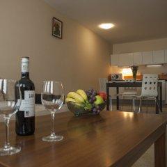 Апартаменты Green Life Family Apartments Pamporovo в номере