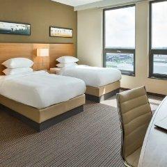 Отель Hyatt Place Amsterdam Airport Нидерланды, Хофддорп - 5 отзывов об отеле, цены и фото номеров - забронировать отель Hyatt Place Amsterdam Airport онлайн комната для гостей фото 4