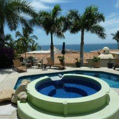 Отель Casa Sun Guadalupe бассейн