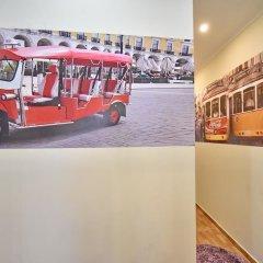 Train Lisbon Hostel городской автобус