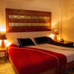 Отель Villas Las Azucenas Мексика, Сиуатанехо - отзывы, цены и фото номеров - забронировать отель Villas Las Azucenas онлайн комната для гостей