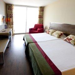 Отель Nubahotel Coma-ruga комната для гостей фото 5
