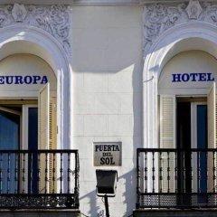 Отель Europa Испания, Мадрид - отзывы, цены и фото номеров - забронировать отель Europa онлайн балкон
