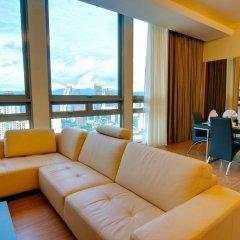 Отель Pearl Suites Swiss Garden Residences Малайзия, Куала-Лумпур - отзывы, цены и фото номеров - забронировать отель Pearl Suites Swiss Garden Residences онлайн комната для гостей фото 4