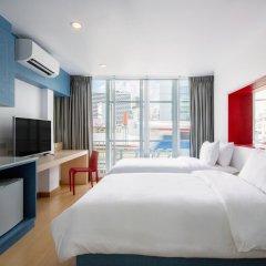 Отель Top Inn Sukhumvit Бангкок комната для гостей