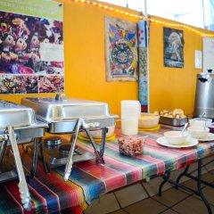 Отель Hostal Amigo Suites Мехико питание фото 3