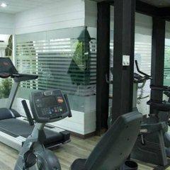 Отель The Tawana Bangkok фитнесс-зал фото 2
