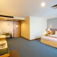 Manhattan Bangkok Hotel Бангкок комната для гостей фото 3