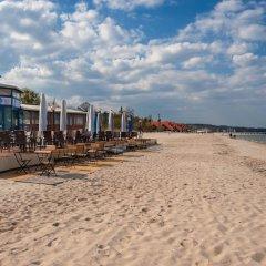 Отель Apartamenty Sun & Snow Traugutta Plaża Сопот пляж