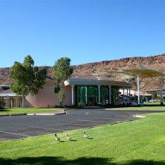 Отель Crowne Plaza Alice Springs Lasseters фото 8