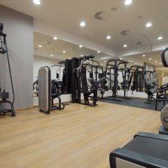 SG Astor Garden Hotel All Inclusive фитнесс-зал
