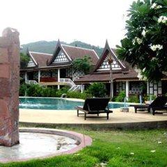 Отель Thai Ayodhya Villas & Spa Hotel Таиланд, Самуи - 1 отзыв об отеле, цены и фото номеров - забронировать отель Thai Ayodhya Villas & Spa Hotel онлайн фото 6