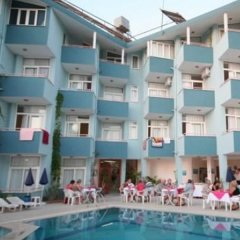 Gozde Hotel с домашними животными