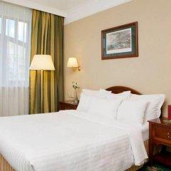 Гостиница Марриотт Москва Тверская 4* Люкс разные типы кроватей фото 10