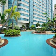 Отель Windsor Suites And Convention Бангкок бассейн фото 2