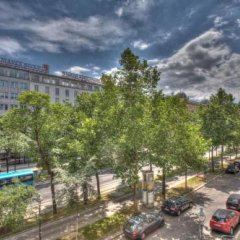 Отель VCA Vienna City Apartments (TM) - Ringstrasse Австрия, Вена - отзывы, цены и фото номеров - забронировать отель VCA Vienna City Apartments (TM) - Ringstrasse онлайн балкон