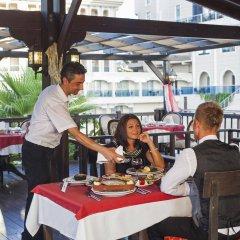 Отель Sultan of Side - All Inclusive Сиде питание