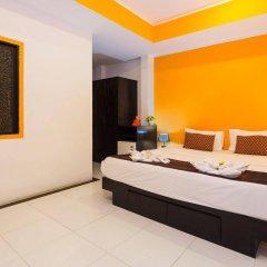 Long Beach Hotel Patong комната для гостей фото 2