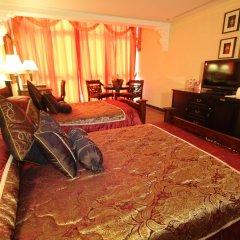 Arabian Courtyard Hotel & Spa комната для гостей фото 2