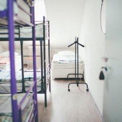 Хостел Крыша Стандартный номер разные типы кроватей фото 3