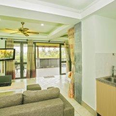 Отель Huyen Tra Que Homestay в номере фото 2