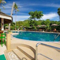 Отель Lotus Paradise Resort Таиланд, Остров Тау - отзывы, цены и фото номеров - забронировать отель Lotus Paradise Resort онлайн бассейн фото 3