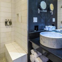 Отель O Hotel США, Лос-Анджелес - 8 отзывов об отеле, цены и фото номеров - забронировать отель O Hotel онлайн ванная фото 2