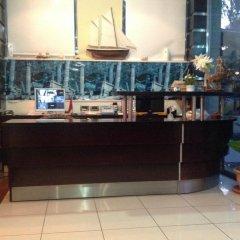 Hotel Royal Saranda Саранда интерьер отеля