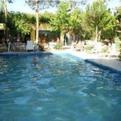 Allgau Hotel Турция, Памуккале - отзывы, цены и фото номеров - забронировать отель Allgau Hotel онлайн бассейн фото 3
