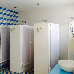 Отель Hostal Nacional Мексика, Гвадалахара - отзывы, цены и фото номеров - забронировать отель Hostal Nacional онлайн ванная