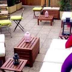 Отель Campanile Paris Est - Porte de Bagnolet Франция, Баньоле - 9 отзывов об отеле, цены и фото номеров - забронировать отель Campanile Paris Est - Porte de Bagnolet онлайн бассейн