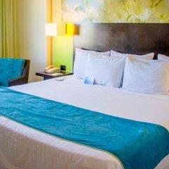 Отель Fairfield Inn by Marriott Los Cabos Мексика, Кабо-Сан-Лукас - отзывы, цены и фото номеров - забронировать отель Fairfield Inn by Marriott Los Cabos онлайн комната для гостей фото 5