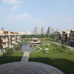GreenPark Hotel Tianjin Тяньцзинь балкон